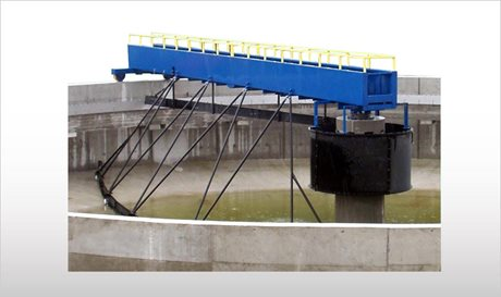 Peripheral Traction Clarifier  - PTP