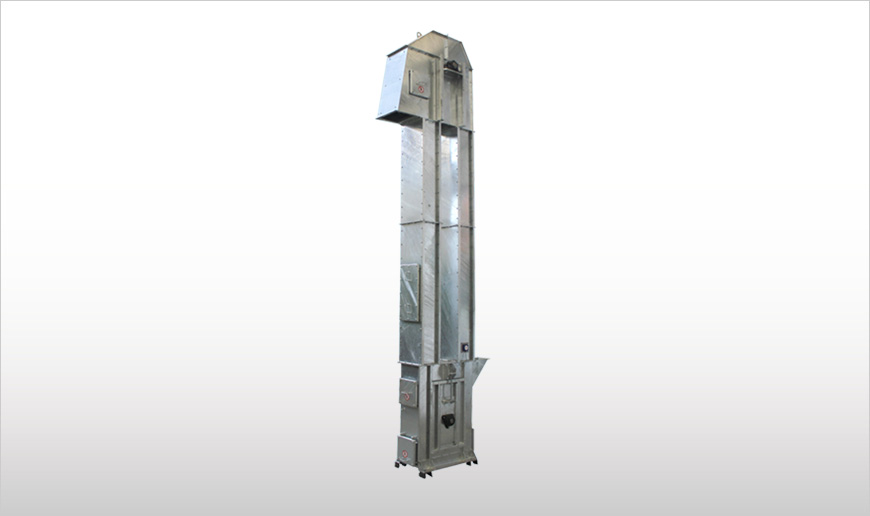 Heavy-Duty Vertical Conveying