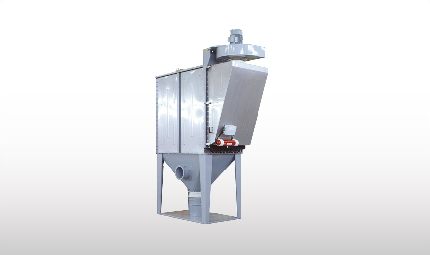 Dry-Batch Concrete Plant Dust Collectors