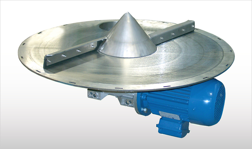 Rotary Bin Dischargers