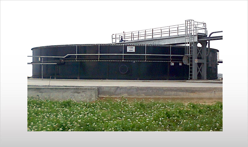 Central Traction Clarifier