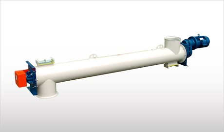 Heavy-Duty Tubular Screw Conveyors